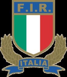 Italian Rugby Federation Logo