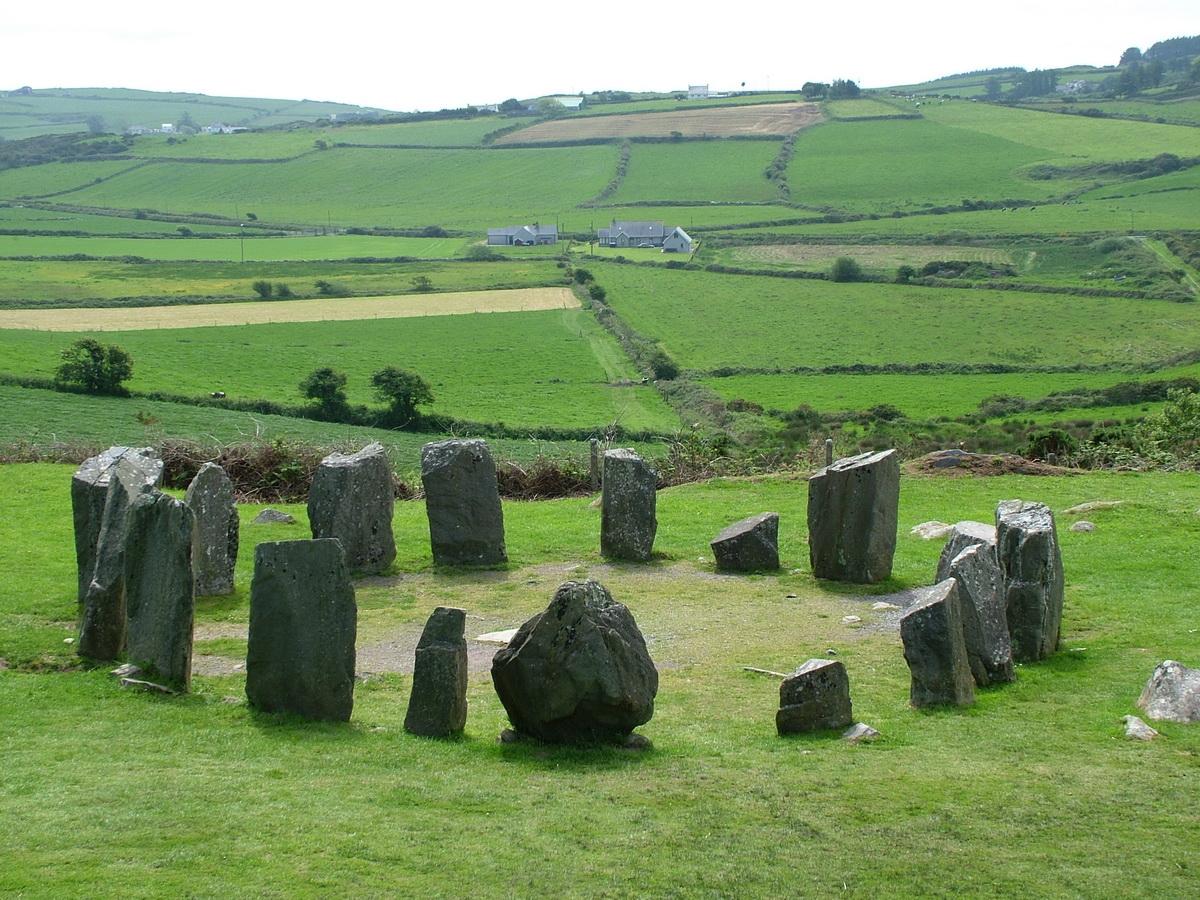 Drombeg Stone Circle, Cork