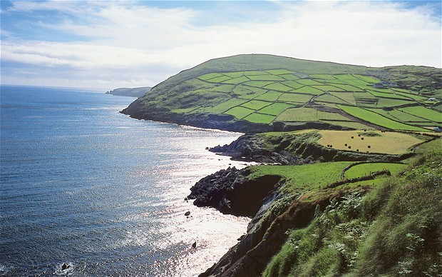 Ireland - 'A Terrible Beauty'